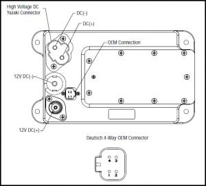 DC/DC Converter for Eaton Fuller transmission
