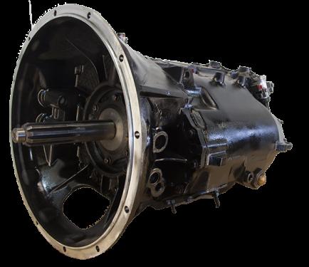 rebuilt Eaton Fuller transmission