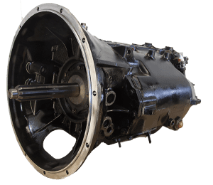 10 Speed Eaton Fuller transmission