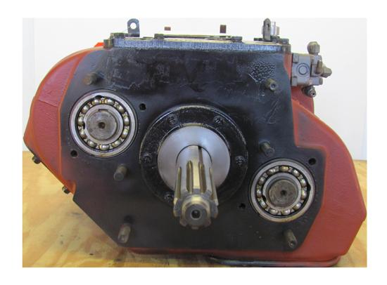 Eaton Fuller transmission