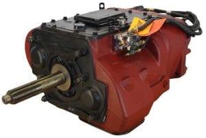 8 speed Eaton Fuller Transmission