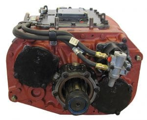 Eaton Fuller RTXF 14609B 9 speed Transmission