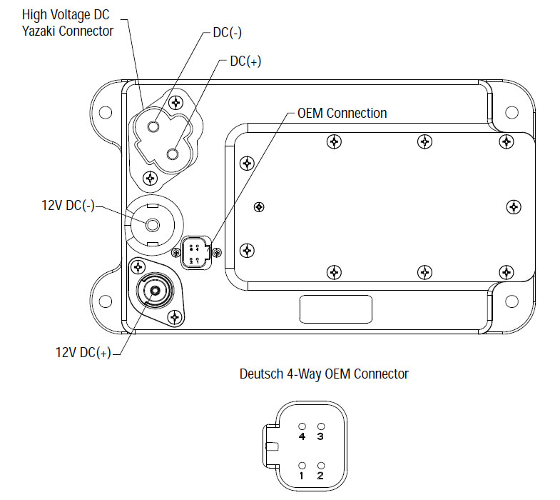 Eaton Fuller transmission component identification