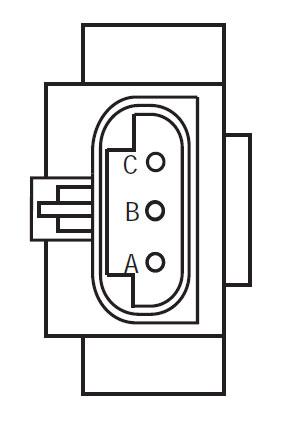 Eaton Fuller transmission rail position sensor pins