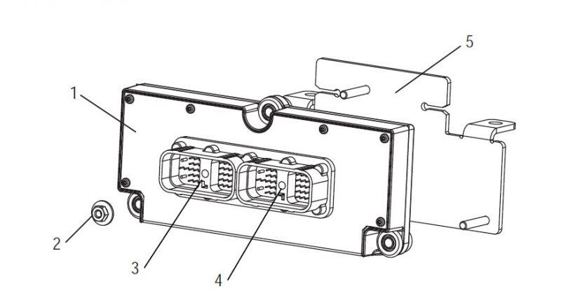 Fuller Hybrid Control Module