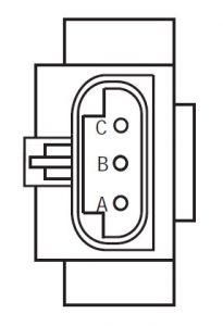 Gear Position Sensor Pins