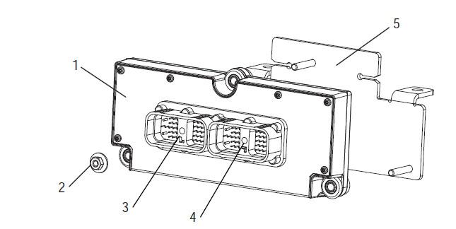 Hybrid Control Module for Eaton Fuller transmission