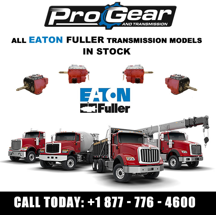 Eaton Fuller Transmission Parts For Sale With Same Day Shipping